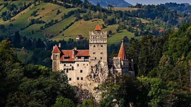 the secrets of bran castle dracula s castle